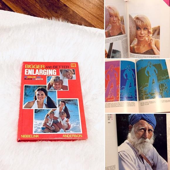 Vintage Other - 🦋2/$10 3/$15 4/$18 5/$20 Vintage Photography Book